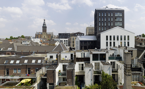 awg architecten, BIQ stadsontwerp — Hessenberg Urban Renewal