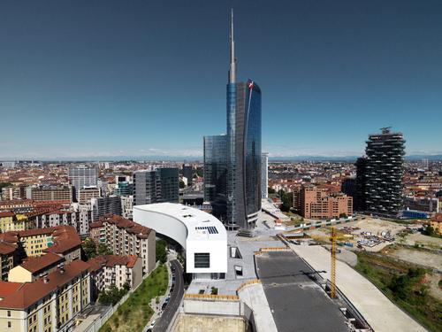 Piuarch — Edificio E1E2 - Porta Nuova, Milano