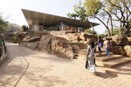 kere architecture — Parc National du Mali, Bamako