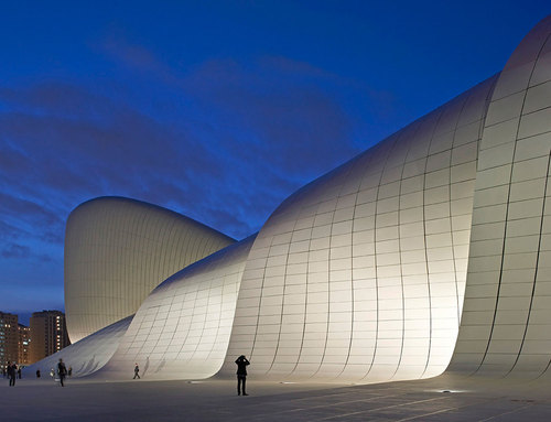 Zaha Hadid Architects — Heydar Aliyev Center