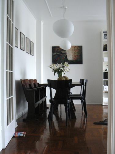 Mbar architetti progetto di interni per appartamento privato for Architetti per interni