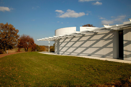 Ikon.5 Architects — Monmouth Battlefield State Park Visitor Center