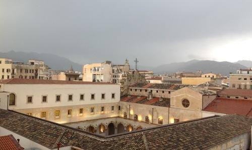 Oscar amato architetto restauro di palazzo marchese centro storico di palermo divisare by - Architetto palermo ...