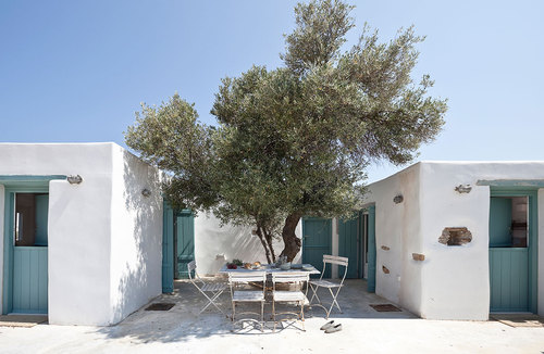 VOIS architects — Antiparos Katikia 2