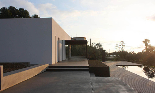 COTTONE+INDELICATO ARCHITECTS — villa B&D