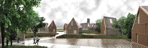 Davide Ceron Architetto, Bertolone+Plazzogna Architetti — EUROPAN 12