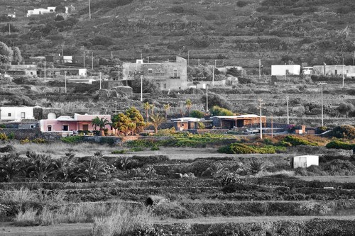 Gianluca Bugeia — Recupero di un dammuso. Pantelleria