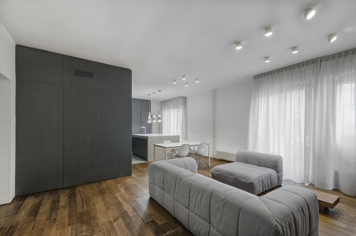 sundaymorning, Fabio Candido, Marco Sarri — Appartamento a Pisa
