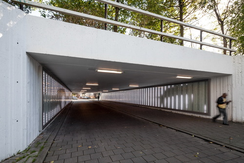 NIO architecten — Into the Shadow