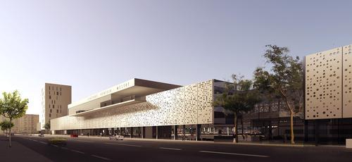 COTTONE+INDELICATO ARCHITECTS, Chiara Gugliotta — Europan 12 | Venezia