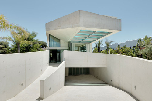 Wiel Arets Architects — Jellyfish House