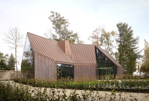 GRAUX & BAEYENS architects — house VDV