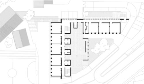 Angelo Torricelli — Edificio strategico adibito a plesso scolastico a Monteleone di Puglia