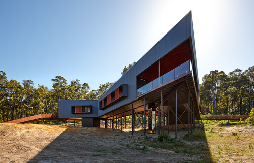 iredale pedersen hook architects, iredale pedersen hook architects — nannup holiday house