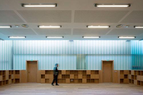Ateliers O-S architectes: V. Baur, G. Colboc, G. Le Nouëne — PNC