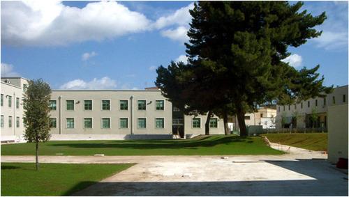 Angelo Torricelli — Recupero e completamento del plesso scolastico di Villa Ducale