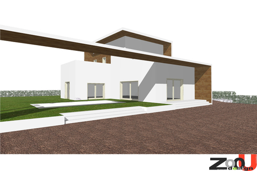 "Antonio Felicetti - ZoOu_design — Casa ad ""L"""
