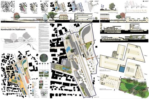 Thomas Demetz, Giacomelli Riccardo Architetto, Paolo Picchi — Ristrutturazione dell'area della stazione DBB a Prien am Chiemsee (DE)