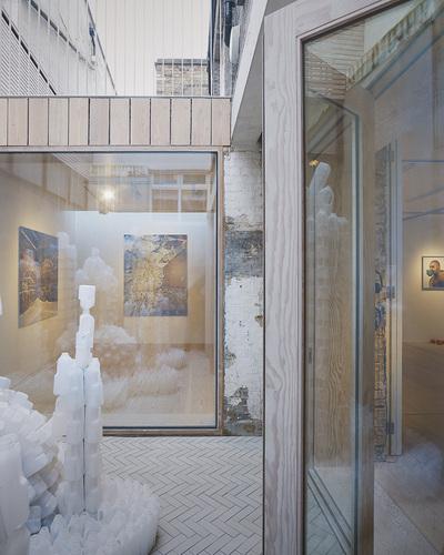 studio octopi — Delfina Foundation