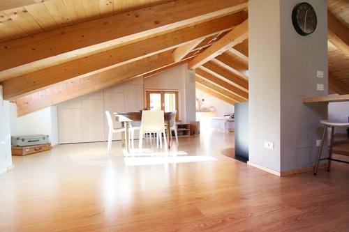 Macarena gonzalez andrea dalmasso andrea dalmasso il - Illuminazione sottotetto legno ...
