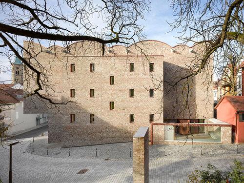 Lederer + Ragnarsdóttir + Oei — Art Museum in Ravensburg