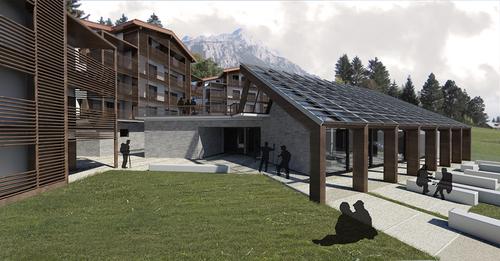 Claudio Confalonieri, Efrem Binda, Andrea Cassola, Paolo Corbetta, Emilio Panzeri — Senior City a Cortina d'Ampezzo