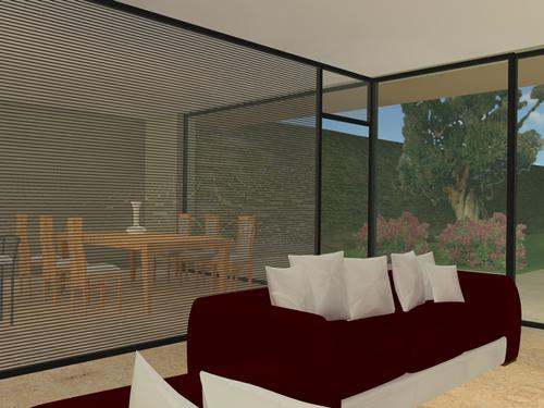 Domenico perrone interni abitazione ordine degli for Interni abitazioni