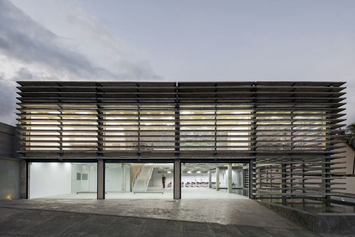 MAPA | MAAM + STUDIOPARALELO — CREA-PB Headquarters