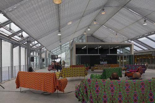 Lacaton Vassal Architectes Frac Fond R Gional D 39 Art Contemporain De La R Gion Nord Pas De