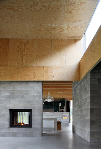 ONO architectuur — Waasmunster House