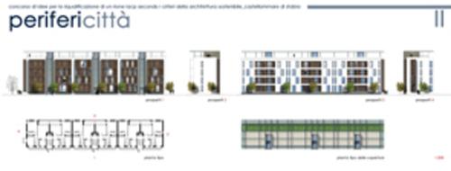 Gaetano De Simone — Concorso Di Idee Per La Riqualificazione Di Un Rione Iacp A Castellammare Di Stabia Secondo I Criteri Della Architettura Sostenibile