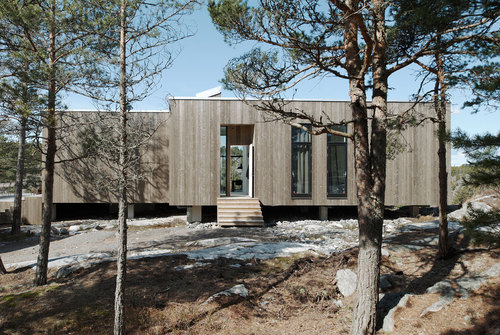 petra gipp arkitektur, Katarina Lundeberg — House on a Cliff