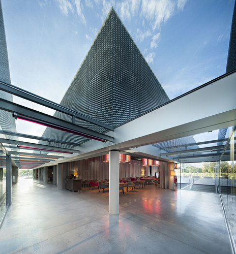 DATA architectes — Mixed-use leisure complex in Montrond-les-Bains