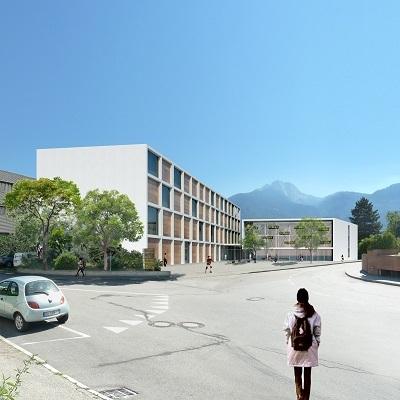 """Roland Baldi — Scuola per l'industria, l'artigianato e il commercio """"G. Marconi"""" e Scuola per le professioni sociali """"E. Lèvinas"""". Merano"""