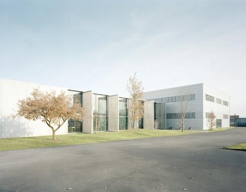 Massimo Adario Architetto — Varigrafica Printing Factory