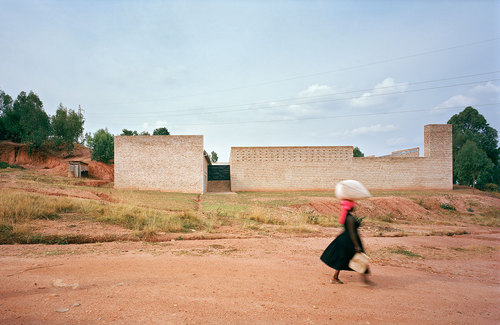 Dominikus Stark Architekten — Education Center Nyanza