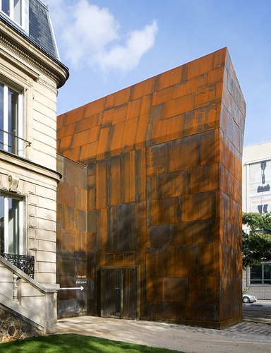 Bernard Desmoulin — Centre d'Art Contemporain de Montreuil