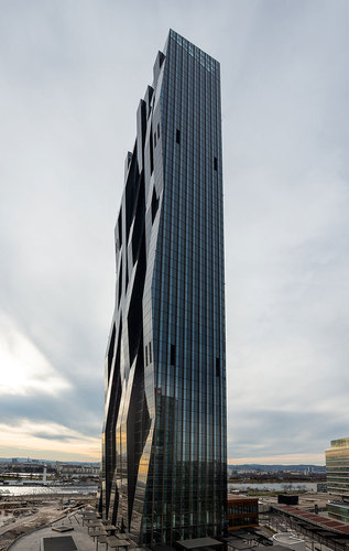 Dominique Perrault Architecture — DC Tower I