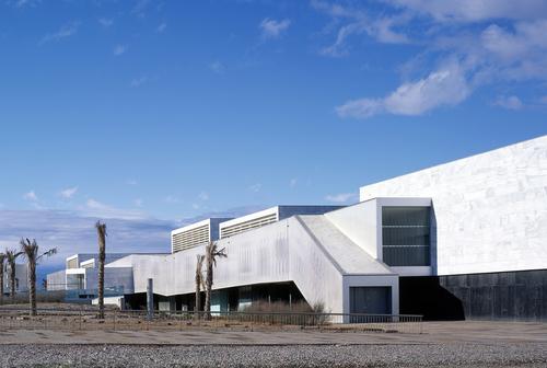 SV60 arquitectos — Centro de Congresos y Convenciones El Toyo