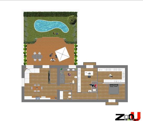 Antonio Felicetti - ZoOu_design, Francesco Scarpelli — Ristrutturazione di una Casa nel centro Storico di Rossano Calabro