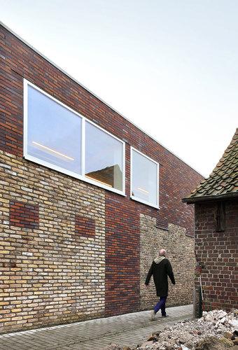 atelier tom vanhee — Community Centre Westvleteren