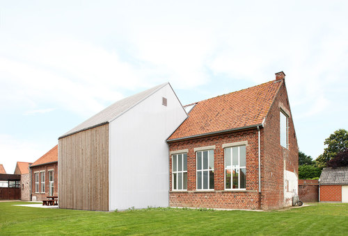 atelier tom vanhee — Community Centre Woesten