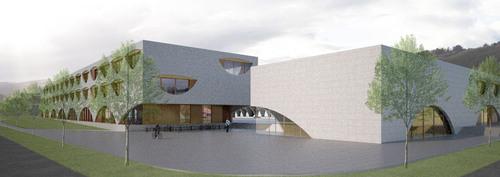 Paolo Lavizzera Architetto — CO de la Gruyère à Riaz