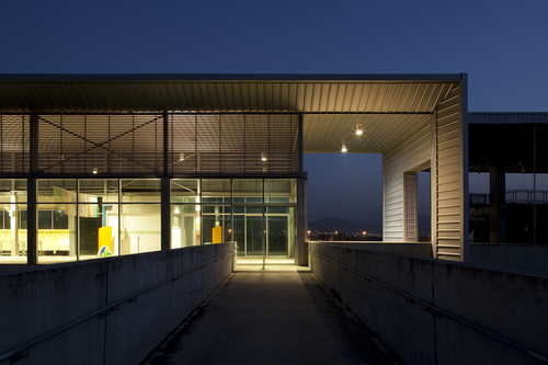 BCMF Arquitetos (Bruno Campos, Marcelo Fontes, Silvio Todeschi) — National Shooting Center