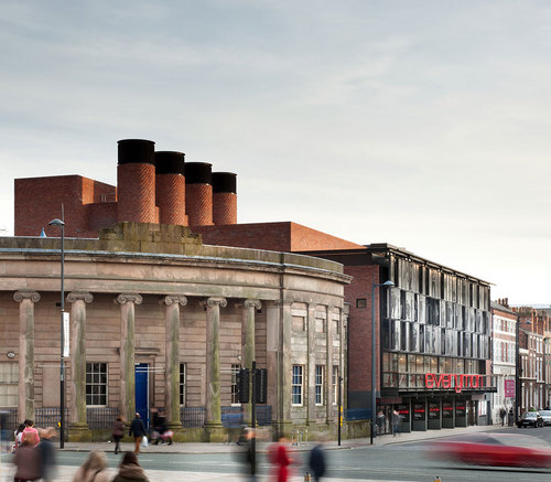 Haworth Tompkins Architects — Everyman Theatre