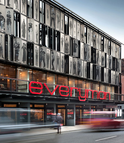 Everyman Theatre Liverpool, United Kingdom