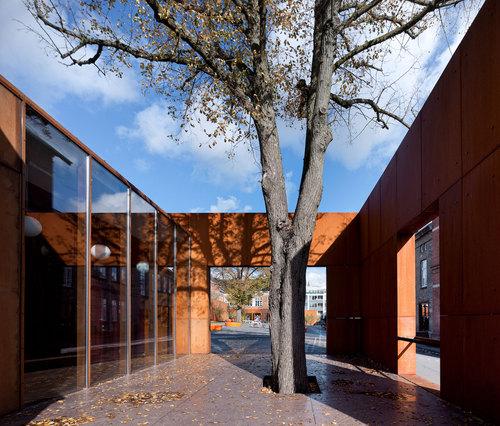 Dorte Mandrup Arkitekter — Nicolai Cultural Center