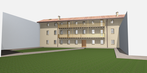 Marianna Soramel Architetto — Complesso per Cohousing