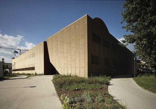 mdu Architetti — Nuova Sede della Camera di Commercio di Prato