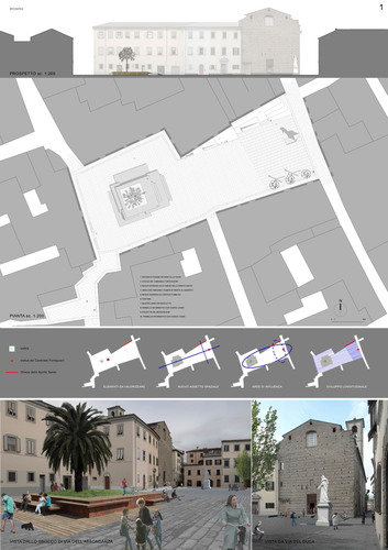 Diego Pedemonte Architetto, sara cerisola, Cristina Frau Architetto, Cristina Frau — Riqualificazione di Piazza dello Spirito Santo